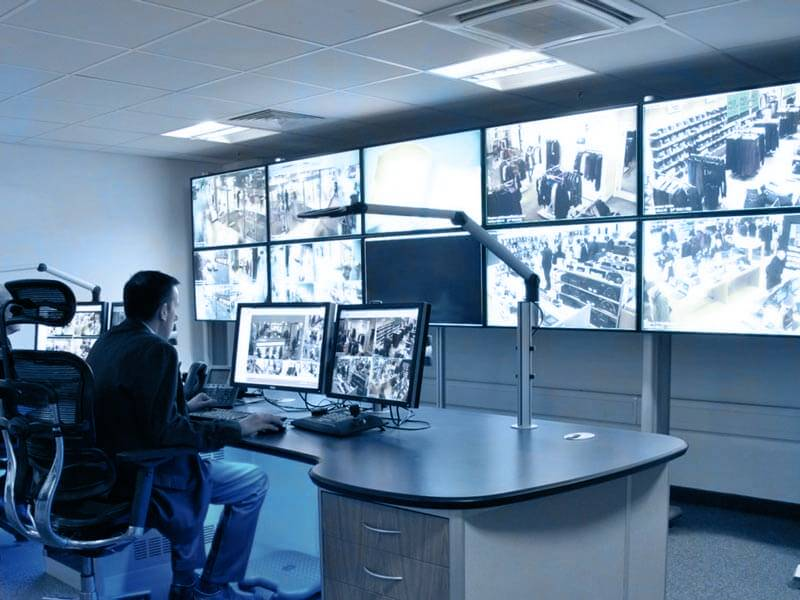 مشاوره و طراحی سیستم امنیتی