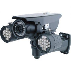 انواع دوربین مداربسته دید در شب مادون قرمز / شب